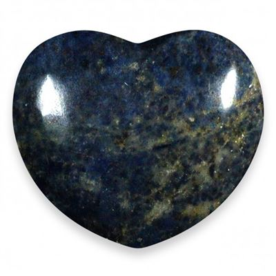 Dumortierite Heart Large