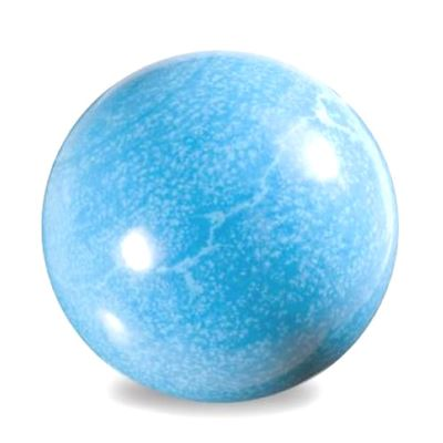 Turquoise Howlite Sphere