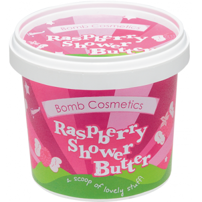 Raspberry Shower Butter