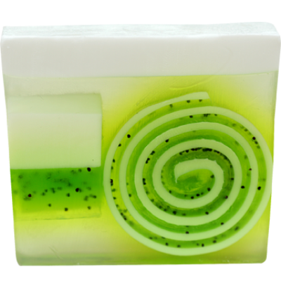 Lime & Dandy Soap Slice 100g
