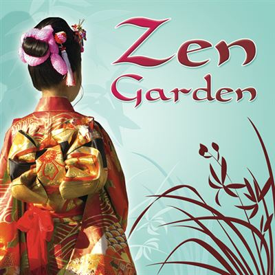 Zen Garden Music CD