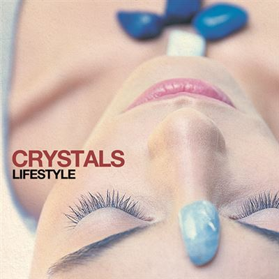 Crystals Lifestyle Music CD