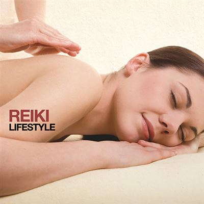 Reiki Lifestyle Music CD