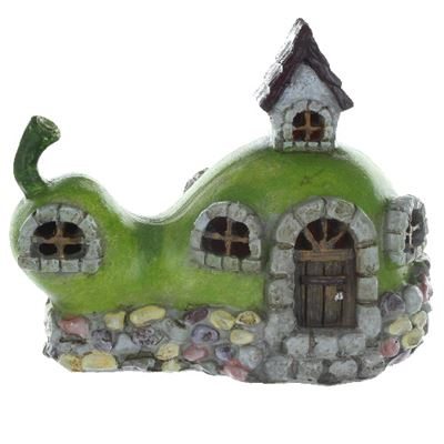 Pear Cottage Light Up Fairy House