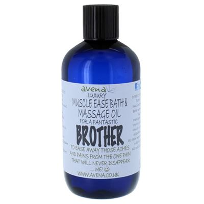 Brother's Gift Massage & Bath Oil 250ml