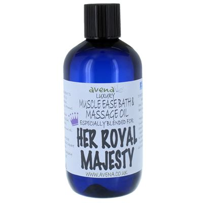 Her Royal Majesty Gift Massage & Bath Oil 250ml