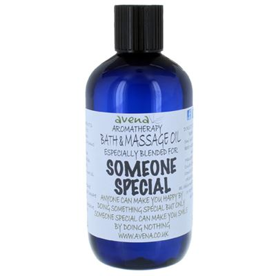 Someone Special Gift Massage & Bath Oil 250ml