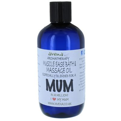 Mum's Gift Massage & Bath Oil 250ml