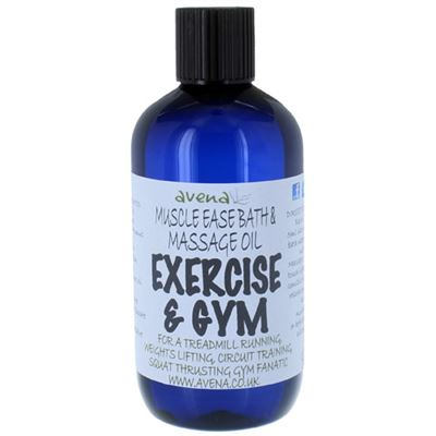 Muscle Ease Bath & Massage Oil Exercise & Gym 250ml