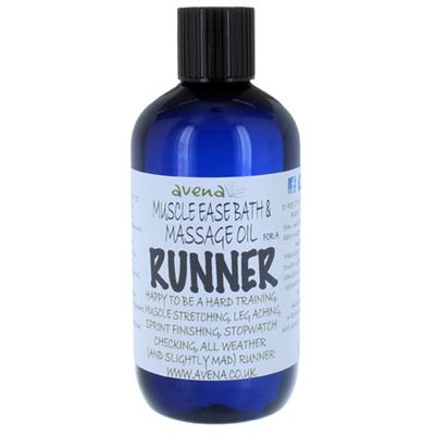 Muscle Ease Bath & Massage Oil for a Runner 250ml