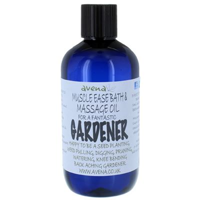 Muscle Ease Bath & Massage Oil for a Gardener 250ml