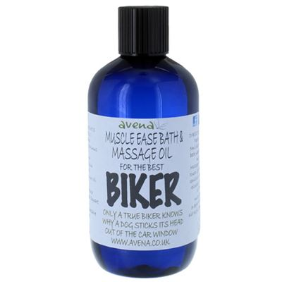 Muscle Ease Bath & Massage Oil for a Biker 250ml