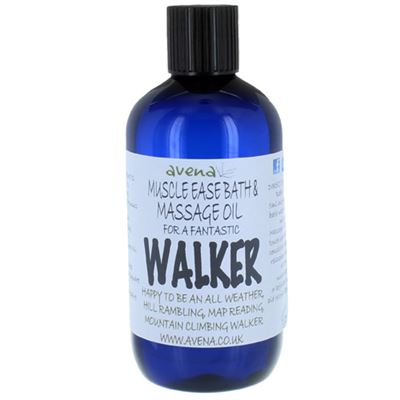 Muscle Ease Bath & Massage Oil for a Walker 250ml