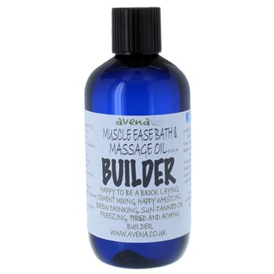 Muscle Ease Bath & Massage Oil for a Builder 250ml
