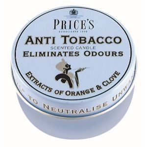 Anti-Tobacco Candle by Price's 25hr Drum
