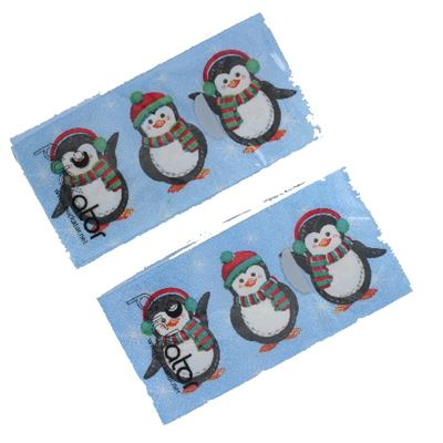 Penguin Tissues Twin Pack