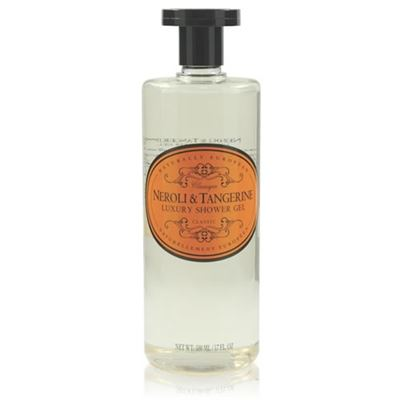 Neroli & Tangerine Naturally European Shower Gel 500ml
