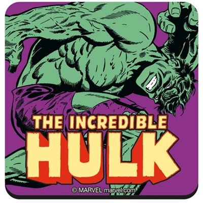 Hulk Official Marvel Coaster