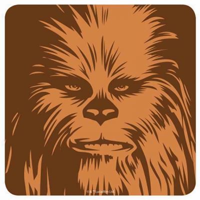 Chewbacca Official Star Wars Coaster