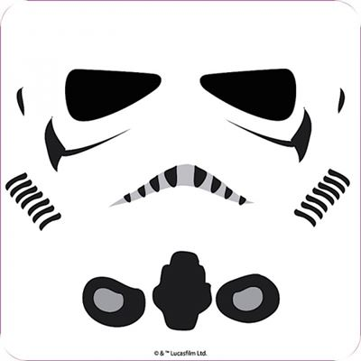 Storm Trooper Official Star Wars Coaster