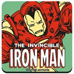 Iron Man Official Marvel Coaster
