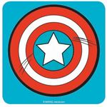 Captain America Official Marvel Coaster