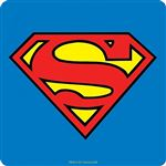 Superman Logo Official D.C. Comics Coaster