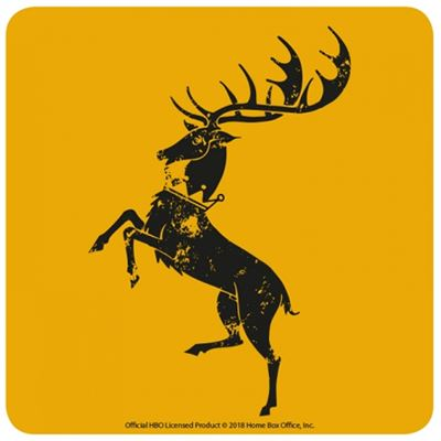 Baratheon Official Game Of Thrones Coaster