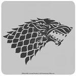 Stark Official Game Of Thrones Coaster
