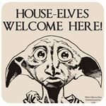 House Elves Official Harry Potter Dobby Coaster