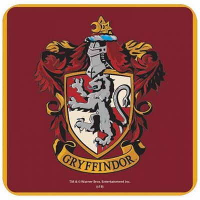 Gryffindor Official Harry Potter Coaster