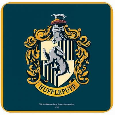 Hufflepuff Official Harry Potter Coaster