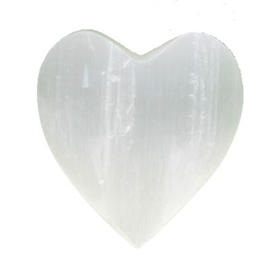 Heart Large Selenite
