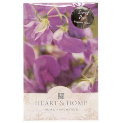 Sweet Pea Fragranced Sachet