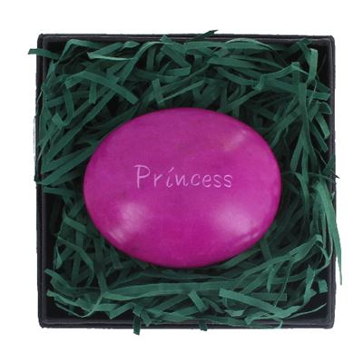 Princess Large Pebble in Gift Box Fair Trade