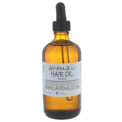 Hair Oil - Natural Aromatherapy Treatment