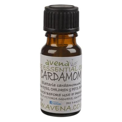Cardamom Essential Oil (Elettaria cardamomum) 10ml