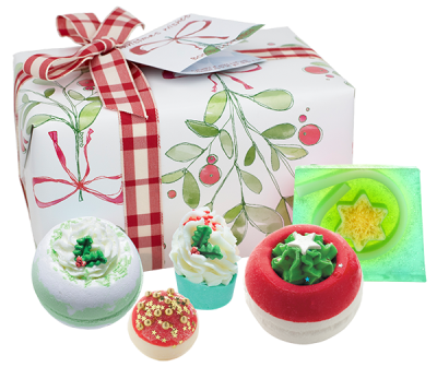 Christmas Wishes Bath Treat Gift Box