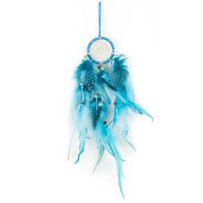 Blue & Black Dream Catcher 30cm