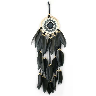 Black Dream Catcher 45cm