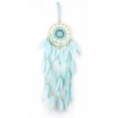 Light Blue Dream Catcher 45cm