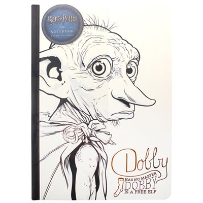 Dobby Harry Potter A5 Notebook
