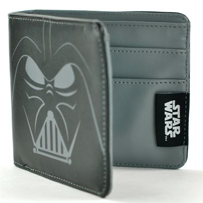 Darth Vader Lack of Faith Star Wars Wallet