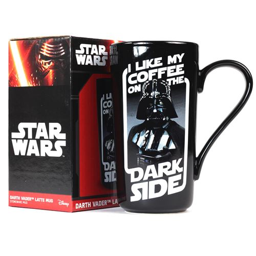 Side On The Dark Darth Coffee Vader Mug N8n0mvw