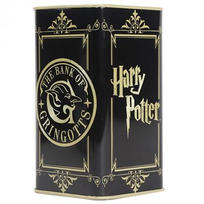 Gringotts Bank Harry Potter Money Tin