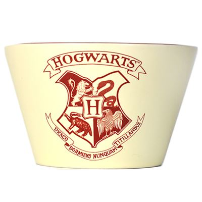 Hogwarts Crest Harry Potter Bowl