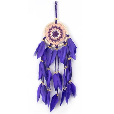 Purple Dream Catcher 45cm