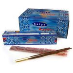 Aastha Nag Champa Incense Sticks Box Of Twelve Special Offer