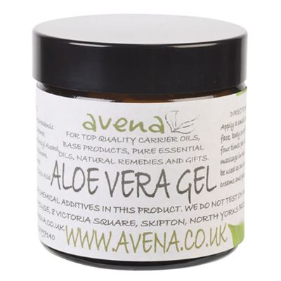 Aloe Vera Clear Gel Cosmetic Grade