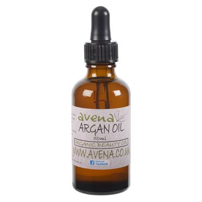 Argan Oil Cold Pressed (Argania spinosa) 50ml Bottle & Pipette